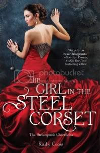 The Girl in the Steel Corset Cover