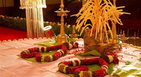 Marriage Ceremony Nair Kerala