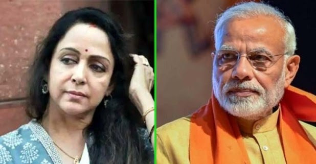 Hema Malini asserted on Pulwama incident, says she is confident as Modi will definitely take firm decision