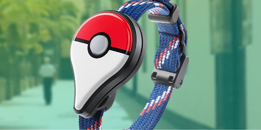 Pokemon Go Plus wearable tech delayed to September in Europe and the US