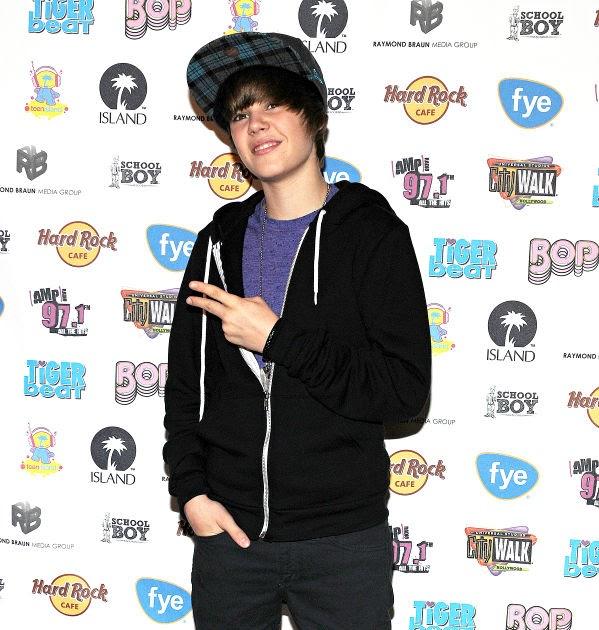 Fashion Pure Justin Bieber New Era
