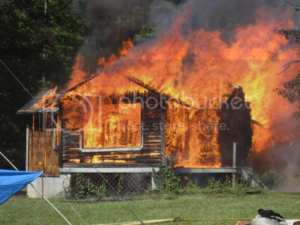 Structure Fire PFD Pictures, Images and Photos