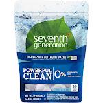 Seventh Generation Natural Dishwashing Detergent Packs - 20 count