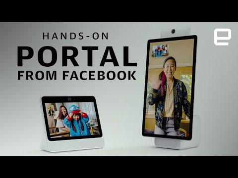 WATCH #Gadget | PORTAL, a Home Device fo Video Chat from FACEBOOK Hands-on #Technology #Review