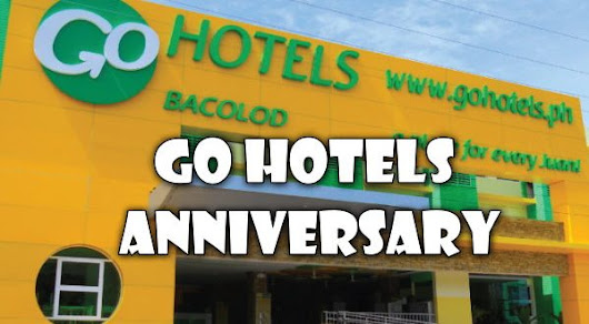 All Smiles for Go Hotels Bacolod Anniversary - Bacolod Lifestyle and Travel Guide