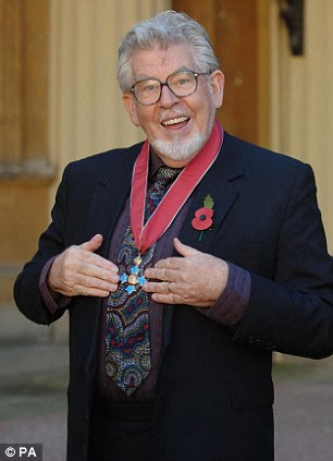 Charged: 83-year-old Rolf Harris is the biggest name to face trial as a result of Scotland Yard's Operation Yewtree