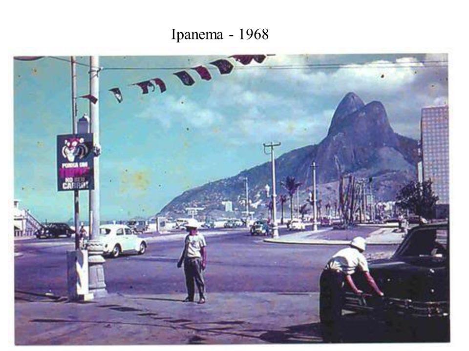 Resultado de imagem para ipanema 1968