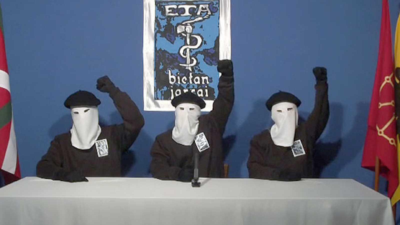Resultado de imagen de Cese definitivo del terrorismo (2011). eta