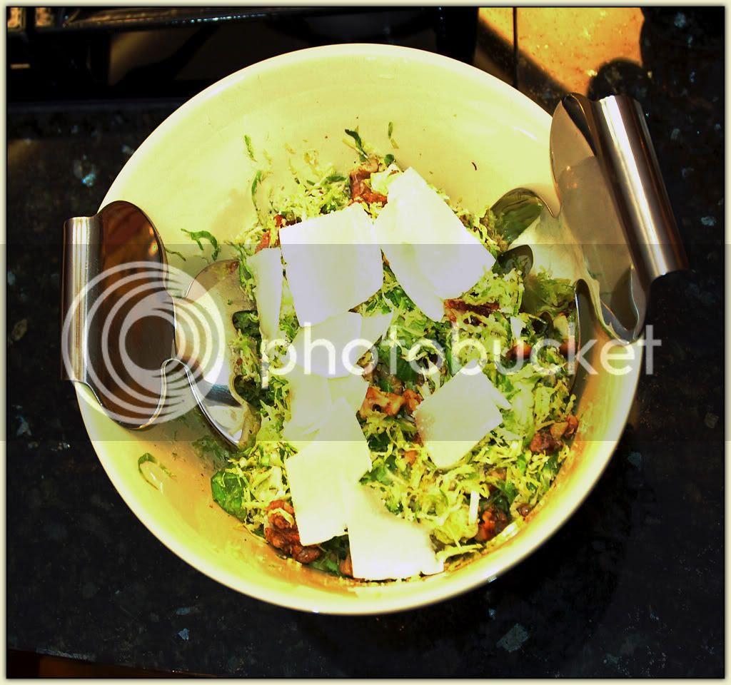 Fart-Ball Salad