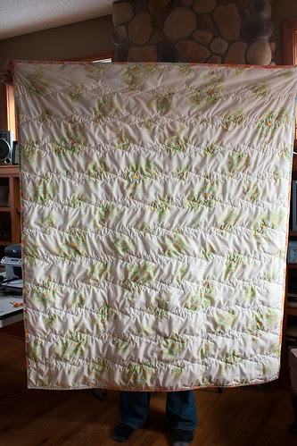 Dream On Quilt-backing