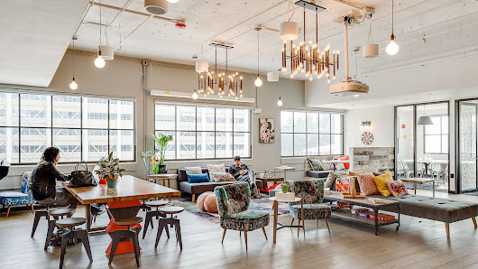 WeWork courts corporate clients as big business embraces coworking