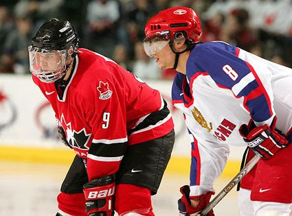 Crosby Ovechkin 2005 WJC, Crosby Ovechkin 2005 WJC