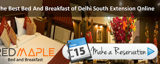 Features That Make the New Delhi Bed and Breakfast Hotel Different