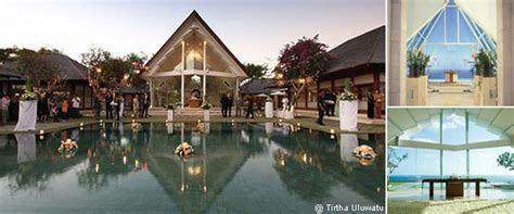 Bali Chapel Wedding