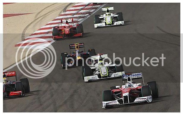 GP Bahrein 2009