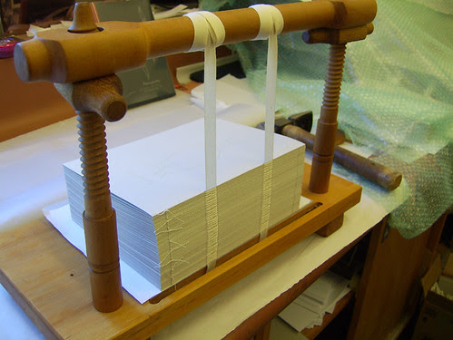 sewing press