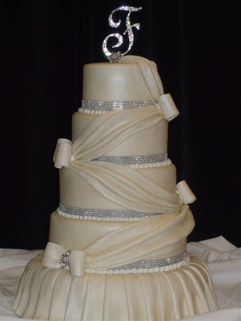 Cakes by Paula: 5 Tier Wedding Cake