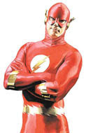 The Second Silver Age Flash - Barry Allen