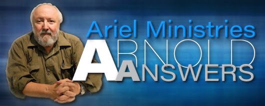 Arnold Answers #35 – What is the meaning of the 'Triumphal Entry' or 'Palm Sunday'? Ariel Ministries