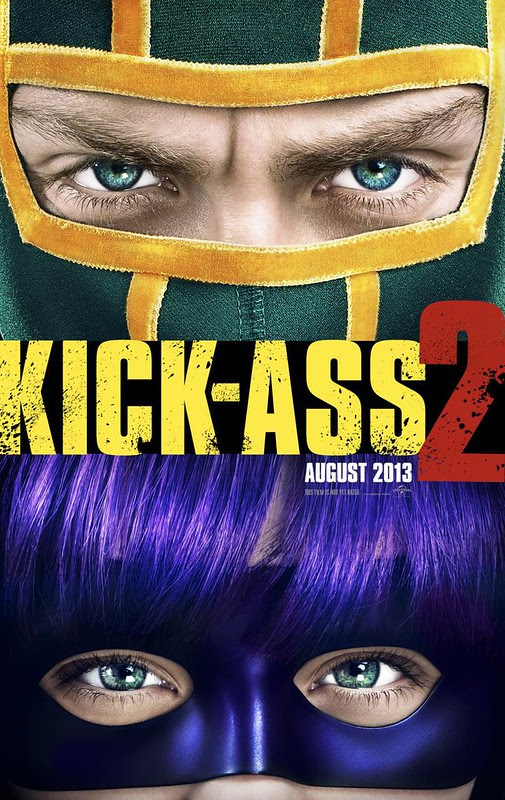 Kick-Ass 2 - Teaser Poster 2