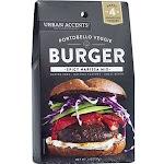Urban Accents Portobello Veggie Burger Starter