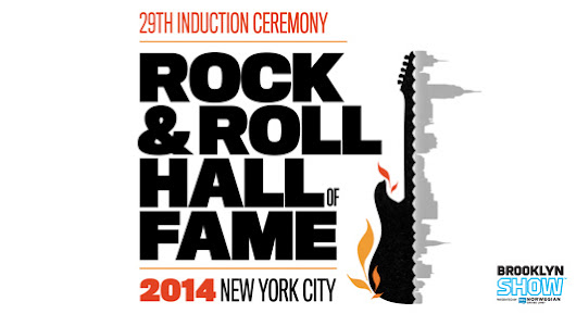 Barclays Center :: Rock and Roll Hall of Fame Induction Ceremony