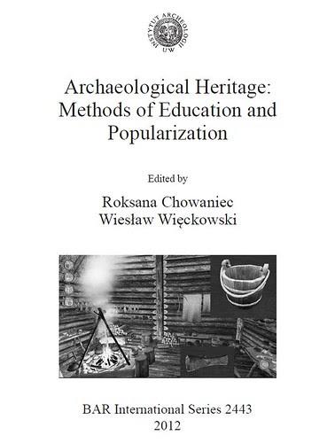 Δημοσίευση Μελέτης στον Εκδοτικό Οίκο British Archaeology Report , Φεβρουάριος 2013