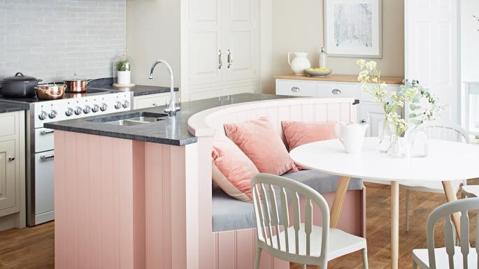 The best pink kitchen designs | Home | The Sunday Times