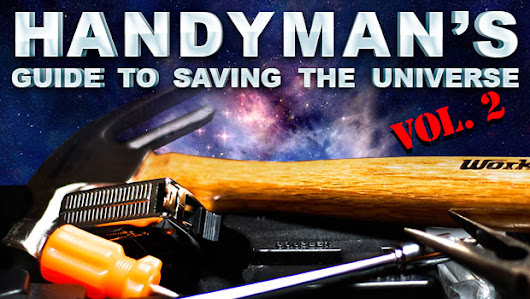 Handyman's Guide to Saving the Universe - Smoke Detectors - Dad Men Walking