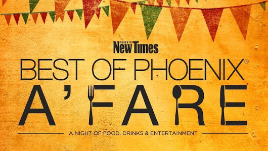 Van Buick GMC | Sample the Valley's Top Restaurants at Best of Phoenix A'fare on Oct. 7