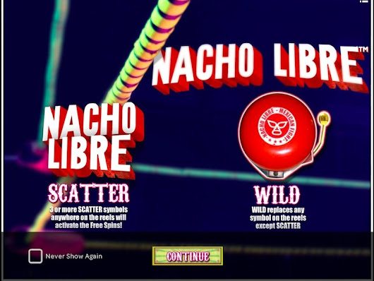 Nacho Libre Slot Game to Play Free with Free Spins