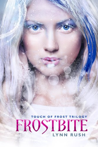 Frostbite (Touch of Frost) by Lynn Rush