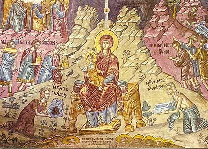 Άγιος Νικόδημος: Εις την Γέννησιν του Ιησού Χριστού