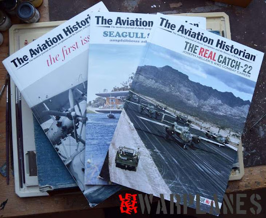The Aviation Historian – Again!!