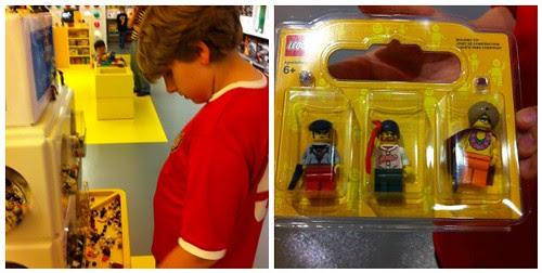 Lego Mini Figures are awesome