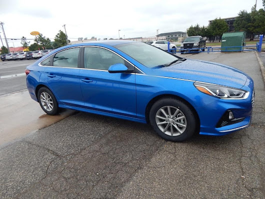 New 2018 Hyundai Sonata SE 4D Sedan in Norman #HN9863 | AutoMax Hyundai Norman