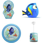 Philips Finding Dory Flashlight Soft Pals Nightlight Wall Night Light and Lamp by VM Express