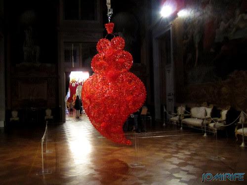 Joana Vasconcelos - Coração Independente Vermelho (2) aka Coração gigante vermelho [EN] Red Independent Heart - Red giant heart