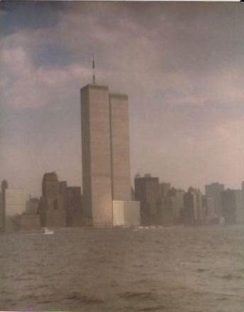 World Trade Center, July 4, 1976