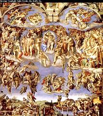 Miguel Ángel (+1564), Juicio final