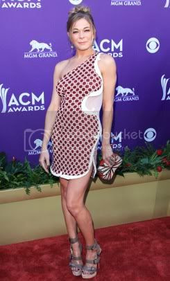 ACM Awards 2012 Fashion Style