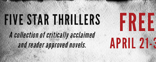 Five Star Thrillers | Phil M. Williams