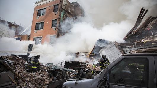 Explosion in Harlem: how does a gas leak turn a building into rubble?