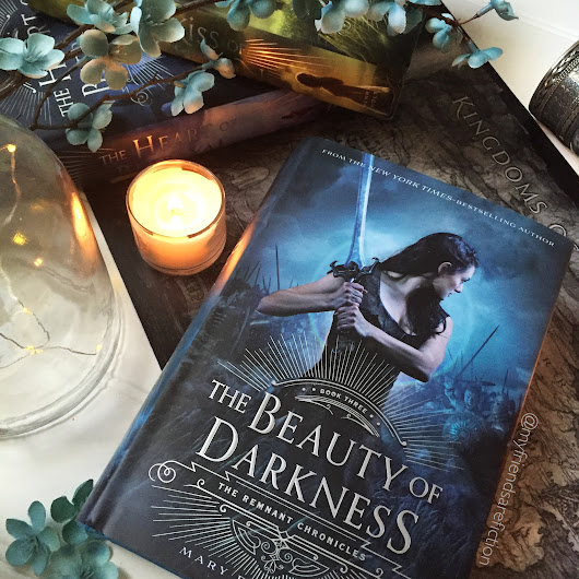 Blog Tour- The Beauty of Darkness Sampler Review + Giveaway