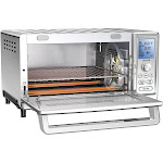 Cuisinart - Chef's Convection Toaster/Pizza Oven - Stainless Steel