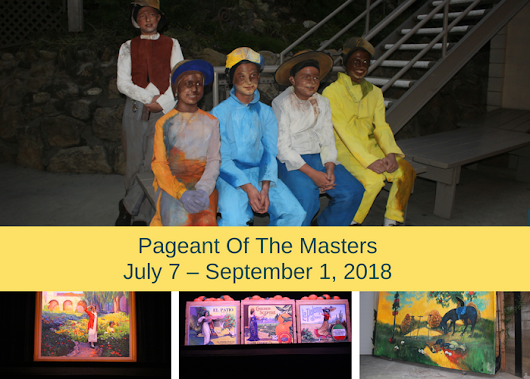 Pageant Of The Masters Laguna Beach - Family Review Guide