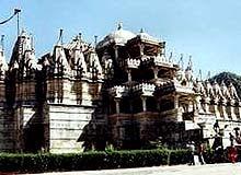 Ranakpur Jain Temple, Rajasthan