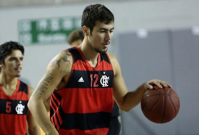 Diego, basquete, Flamengo (Foto: Orlando Bento / LNB)