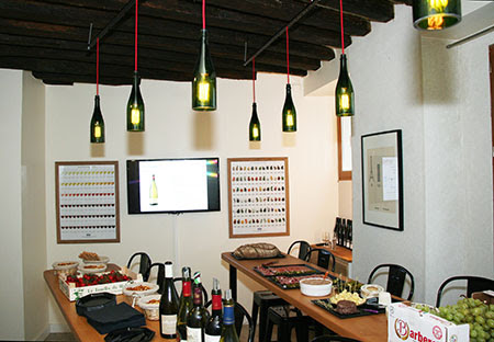 Thierry Givone Opens New Wine-tasting Room