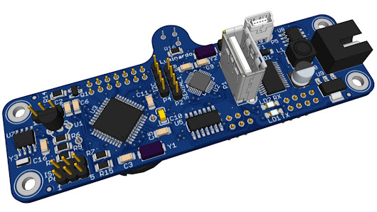 A Luminardo Board Revamp: Revision 2.1 « Magictale Electronics